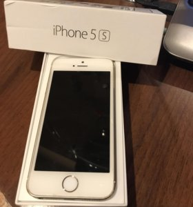iFhone 5S Gold 16 GB