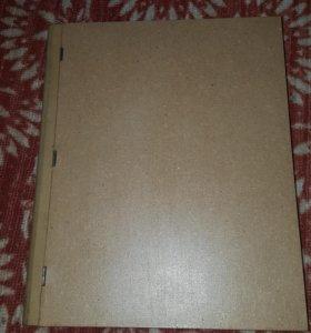 Деревяная книга шкатулка