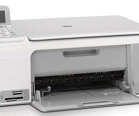 МФУ HP Photosmart C4100 series