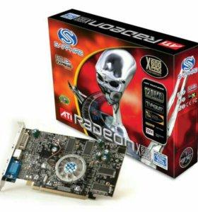 Видеокарта GIGABYTE Radeon X600 Pro 400Mhz PCI-E16