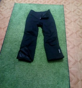 Glissade зимние штаны