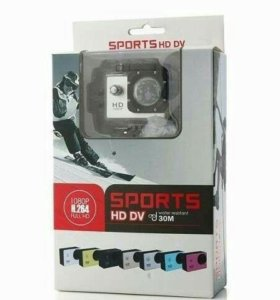 Camera Sport Full Hd Prova D'agua Sj4000