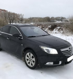 Opel Insignia 2013г. 2.0Turbo