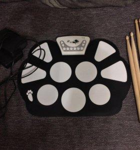 Электронные барабаны (миди-инструмент)