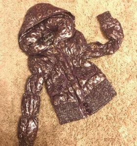 Детская подростковая куртка