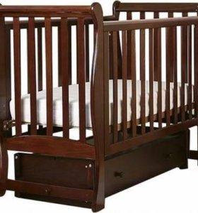 Кроватка детская Лаванда