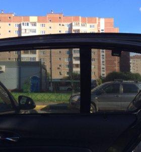 Солнцезащитные шторки боковых стекол для BMW 1 f20
