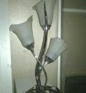 Лампа настольная интерьерная