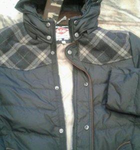 Куртка lee cooper новая