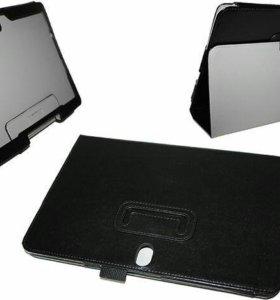 Чехол Galaxy Note 10.1 кожаный