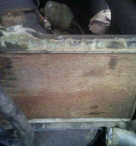 Радиатор от ваз 2104