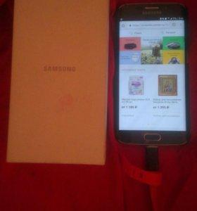 Samsung Galaxy S6 edge 32Gb SM-G925F Black Sapphir