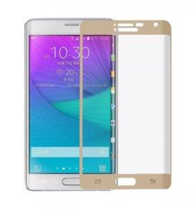 Стекло- броня для Samsung galaxy note edge