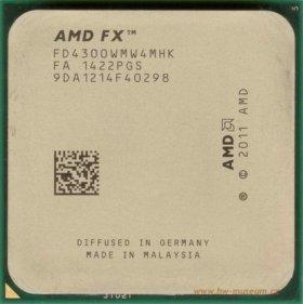 Процессор fx-4300