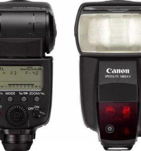 Canon speedlight 580ex 2