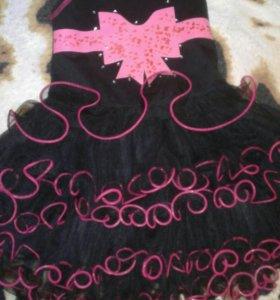 Платье сарафан 2-3 года р 92-98