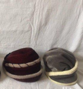 Шапки шляпки