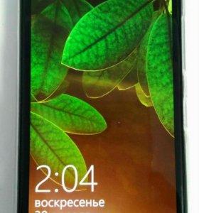 Nokia lumia 730 dual sim + чехлы в подарок