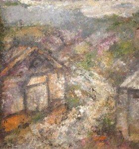 Картина Э. Воробьева