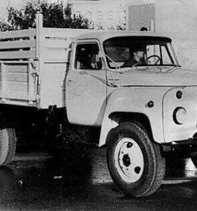 Газ Саз -53