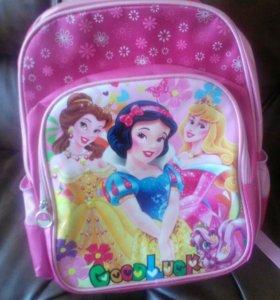 Новый школьный ортопедический  рюкзак