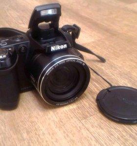 Продам фотоаппарат NIKON coolpix L 120
