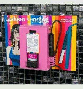 Аппарат для выпрямления волос.
