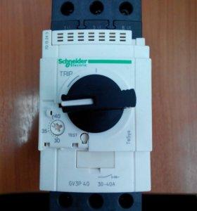 Schneider Electric GV3P40 автомат защиты эл.двигат