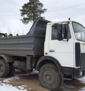 Грузоперевозки МАЗ 5551 8м3 самосвал