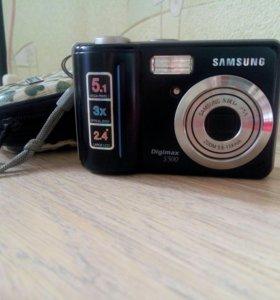 Фотоаппарат SAMSUNG Digmax S500