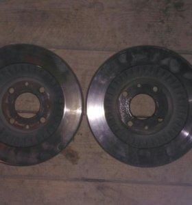 Тормозные диски приора