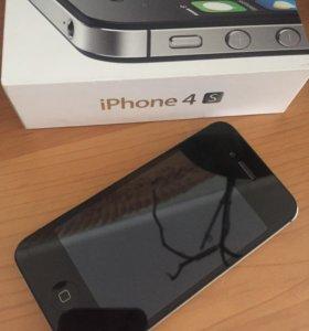 Apple iPhone 4s 8gb, торг уместен