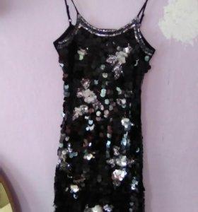 Платье для клуба)