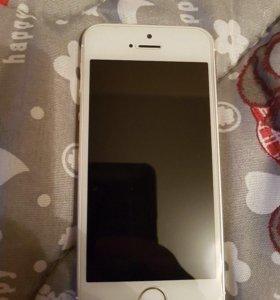 iPhone 5s 16Gb ПРОДАМ СРОЧНО