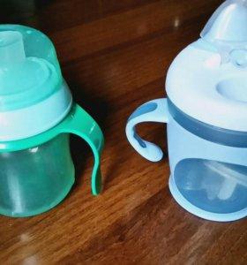 Бутылочки для кормления малыша