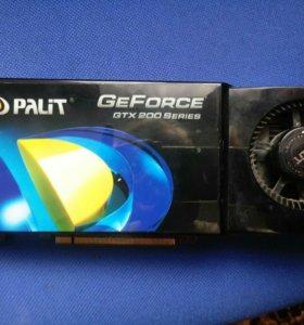 Продаю видекарту Nvidia Geforce GTX 260