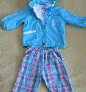 Куртка ветровка летняя