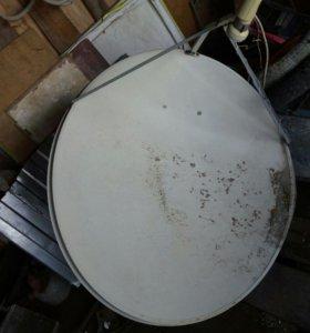 Спутниковую тарелку