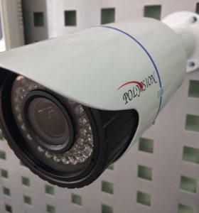 Видеонаблюдение, автоматика для ворот