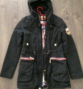 Осенняя парка (куртка)