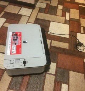 Надёжный принтер/ сканер Canon