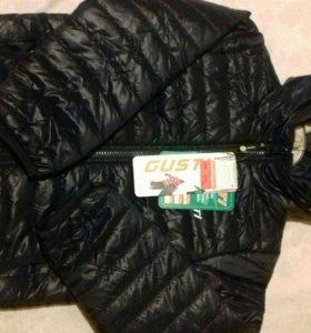 Куртка Густи новая 116