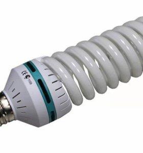 Лампа энергосберегающая 6400К 105 Вт