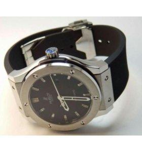 Часы Hublot silver