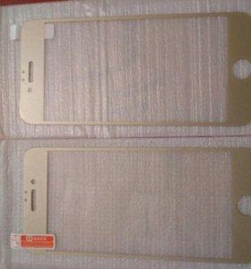 Защитное стекло 6 iphone