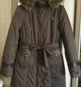 пальто женское XL р