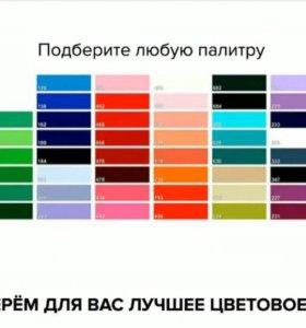 Натяжные потолки сочетание цветов
