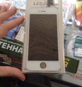 Дисплей на iPhone 5, 5s