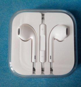 Гарнитура Apple EarPods оригинал