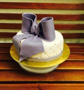 Нарядные торты